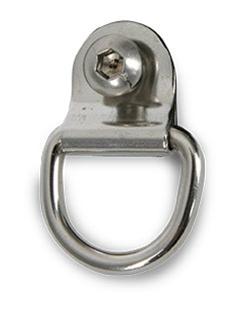 D Ring Helmet Anchor Clip
