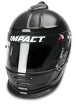 Impact Racing Carbon Fiber Air Draft Helmet SA2015