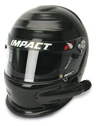 Impact Racing Carbon Fiber Air Vapor Helmet SA2015