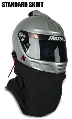 Impact Racing Helmet Skirts