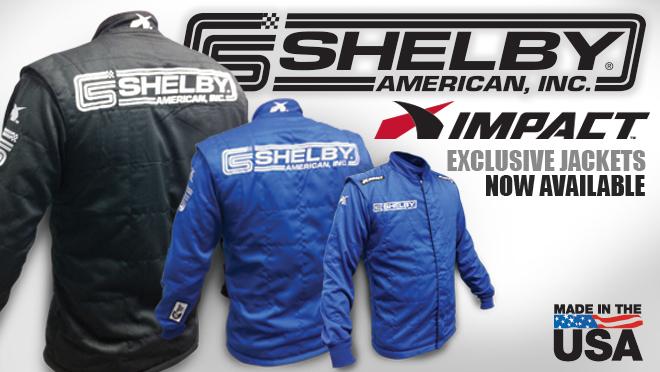 Impact Racing Jacket Shelby Racing Jacket is