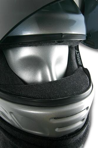 Impact Racing Helmet Breath Deflector