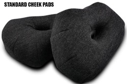 Impact Racing Junior Helmet Cheek Pads (for Mini-Vapor and Mini-Champ Helmets)