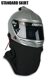 Impact Racing Helmet Skirts