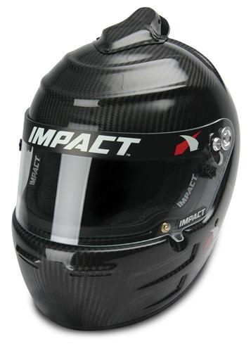Carbon Fiber Vapor SC Helmet SNELL SA2015